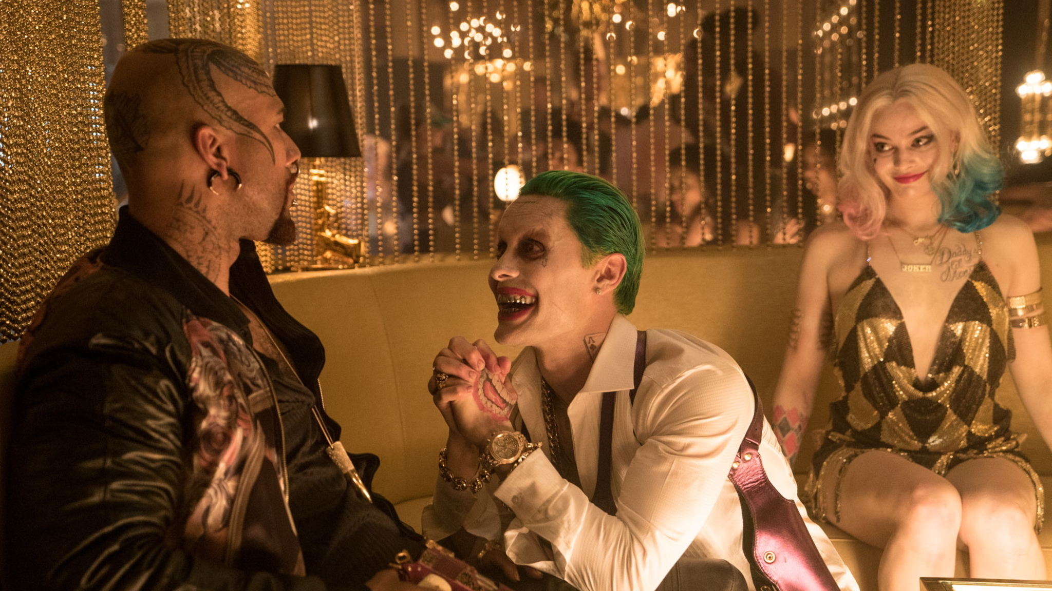 2048x1152 Joker Harley Quinn Suicide Squad 2048x1152 Resolution Hd