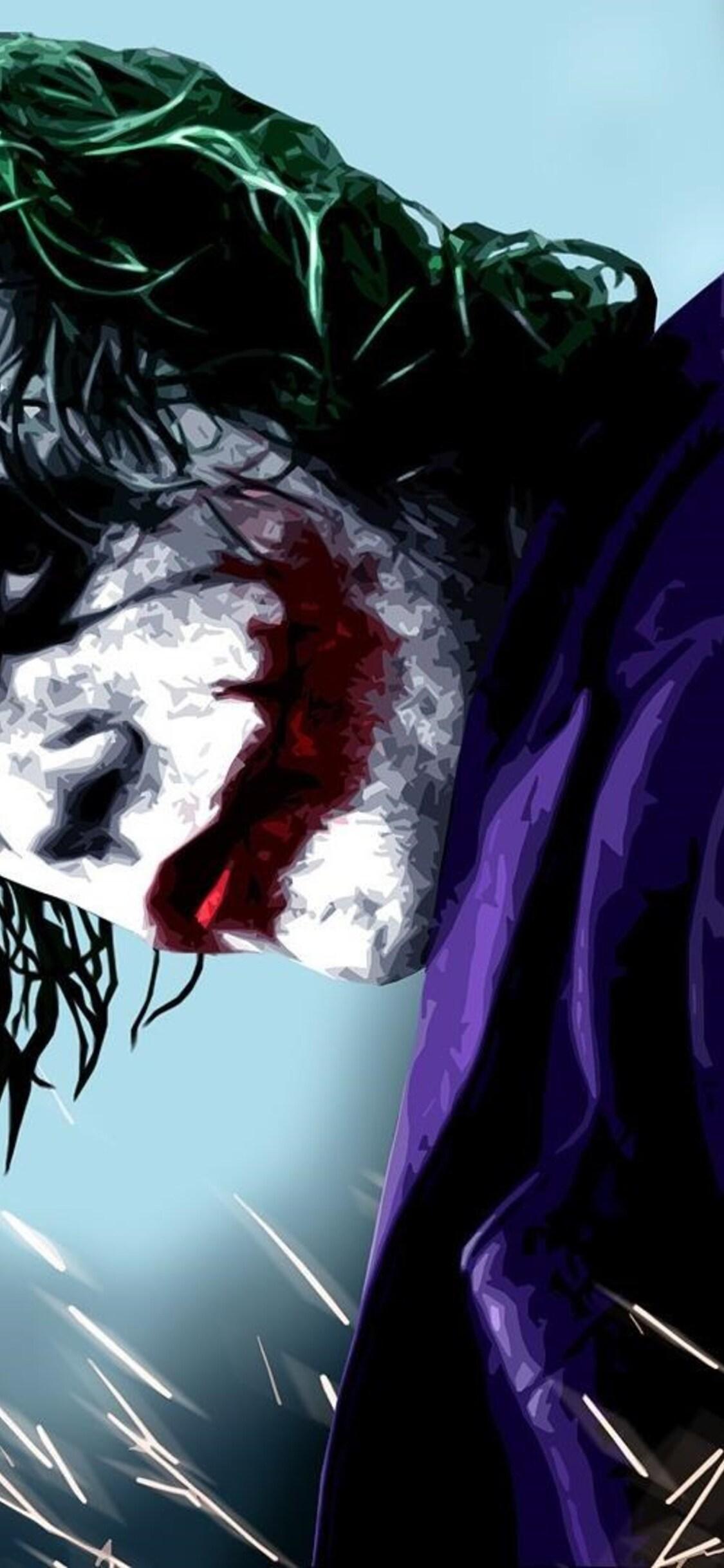 1125x2436 Joker Hd Iphone Xs Iphone 10 Iphone X Hd 4k