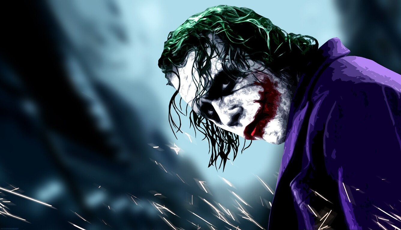 1336x768 Joker HD Laptop 4k Wallpapers Images Backgrounds