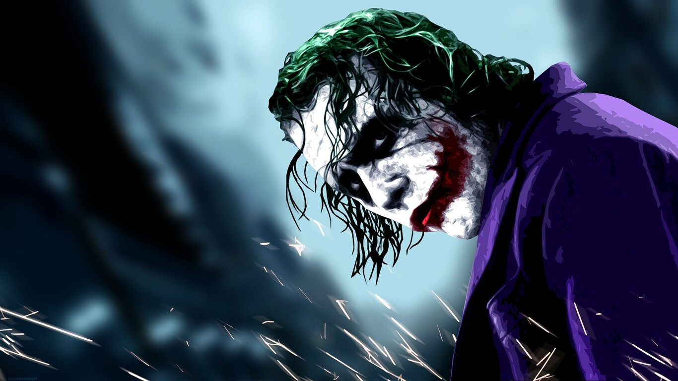 1366x768 Joker HD Resolution 4k Wallpapers Images
