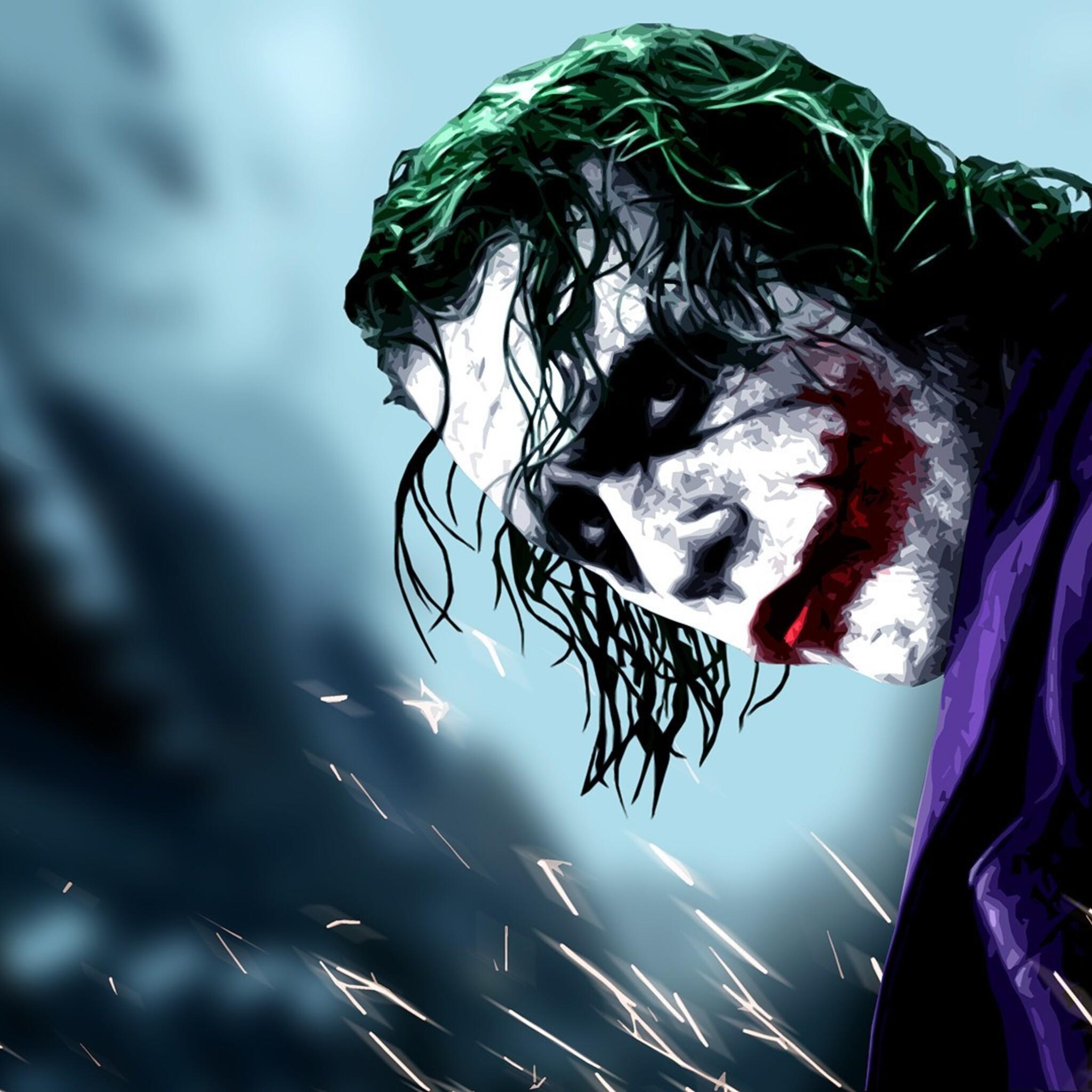 Download Joker HD HD 4k Wallpapers In 2048x2048 Screen ...