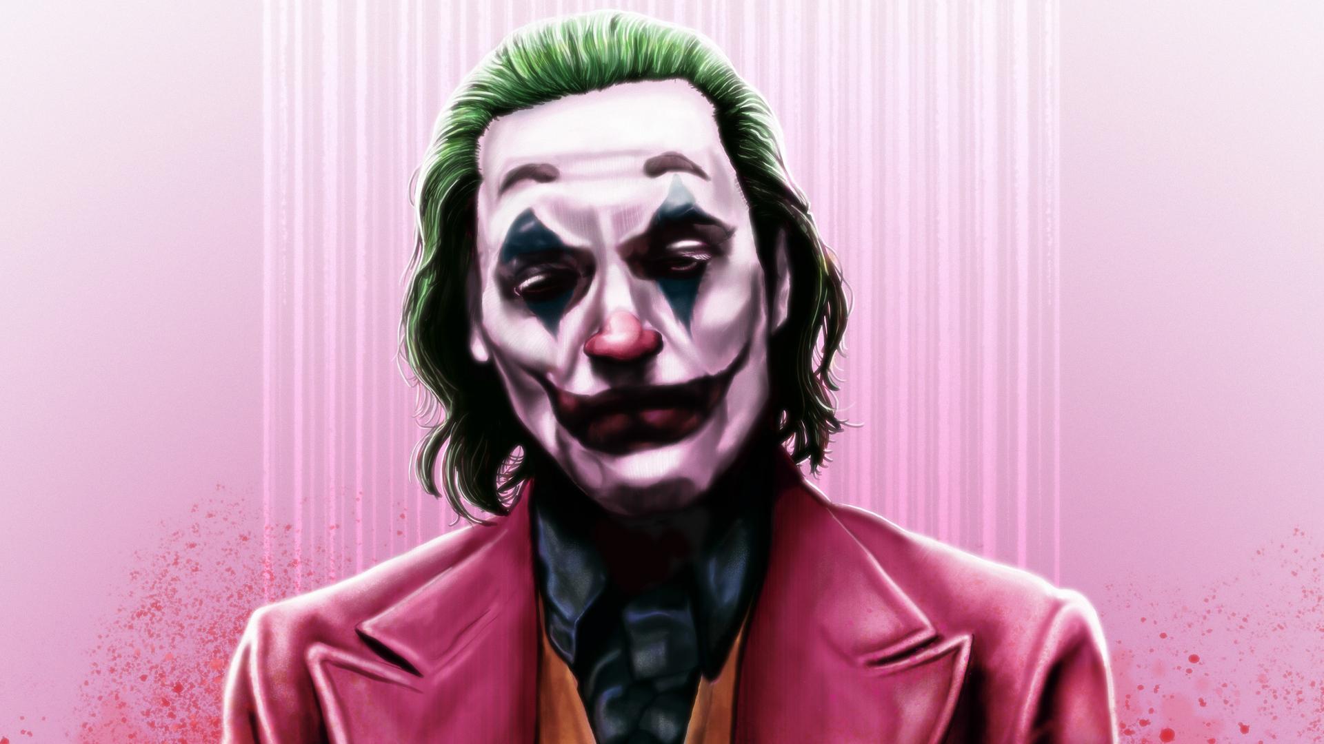 1920x1080 Joker Joaquin Phoenix 4k Art Laptop Full Hd 1080p