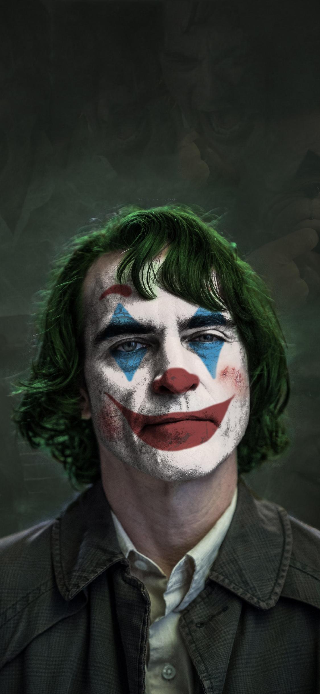 1125x2436 Joker Joaquin Phoenix Movie Art Iphone Xs Iphone
