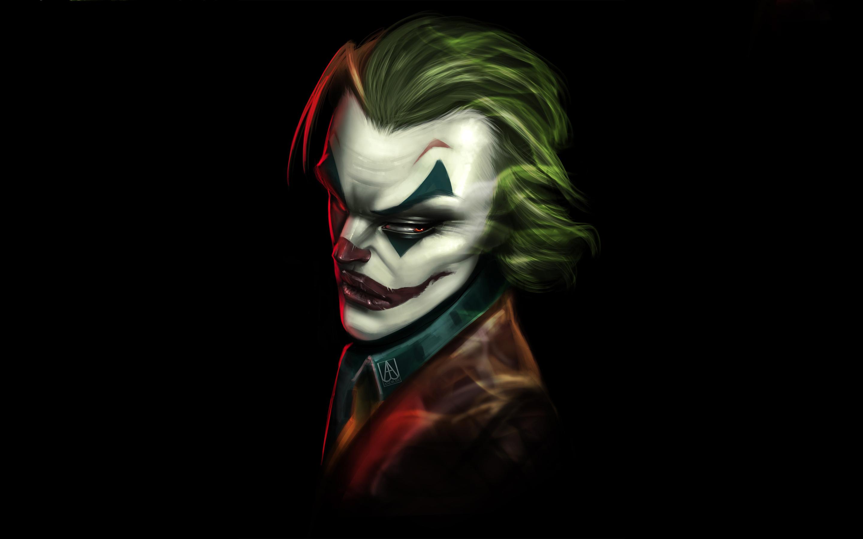 2880x1800 Joker Mad Art 4k Macbook Pro Retina Hd 4k