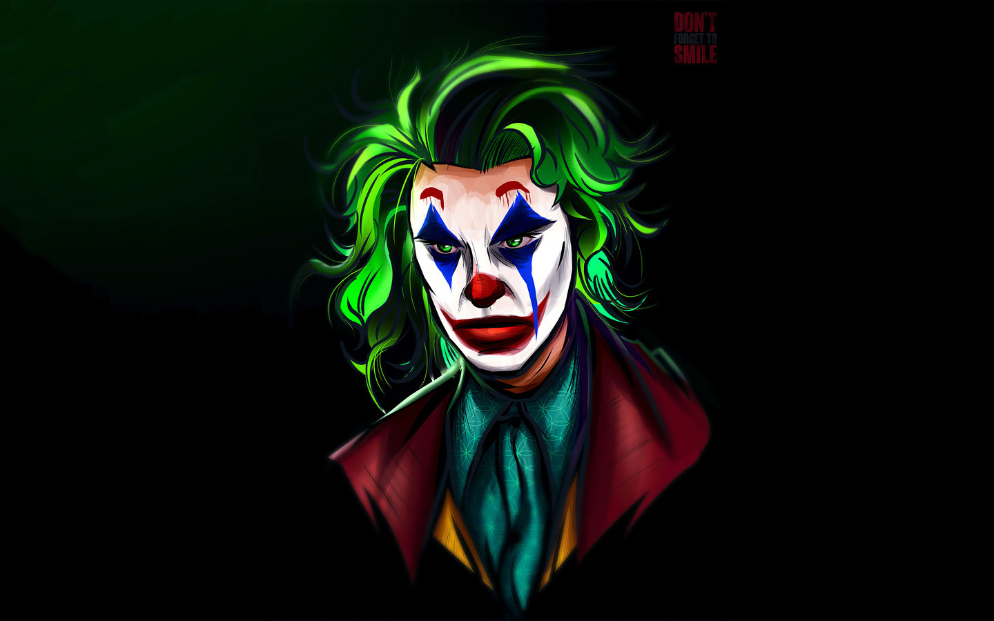 1440x900 Joker Man 4k 1440x900 Resolution Hd 4k Wallpapers Images Backgrounds Photos And Pictures