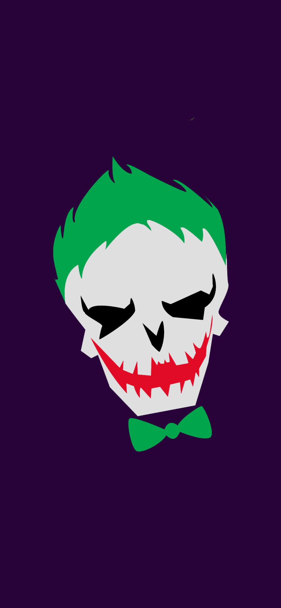 Joker Minimalism 4k Ap
