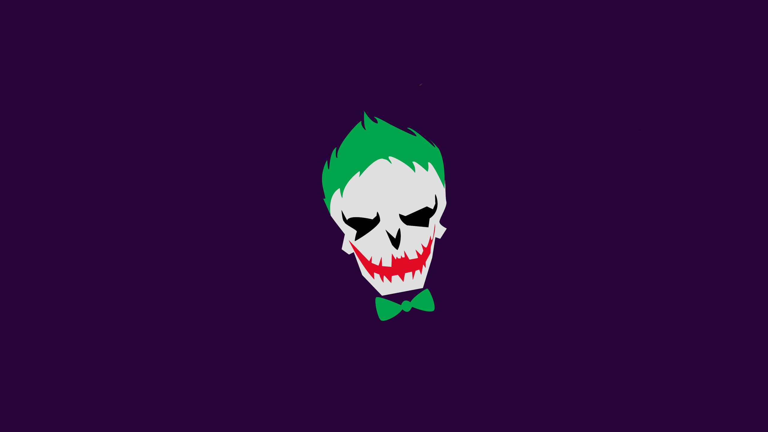 2560x1440 joker minimalism 4k 1440p resolution hd 4k for Joker immagini hd