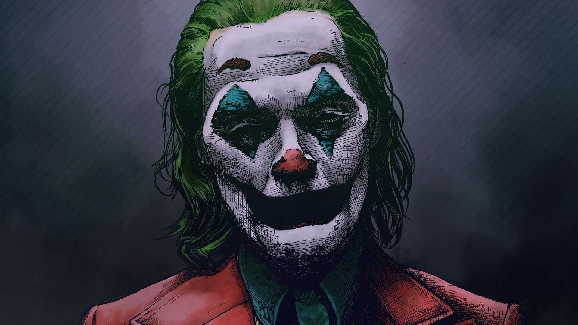 1920x1080 Joker Movie Laptop Full HD 1080P HD 4k ...