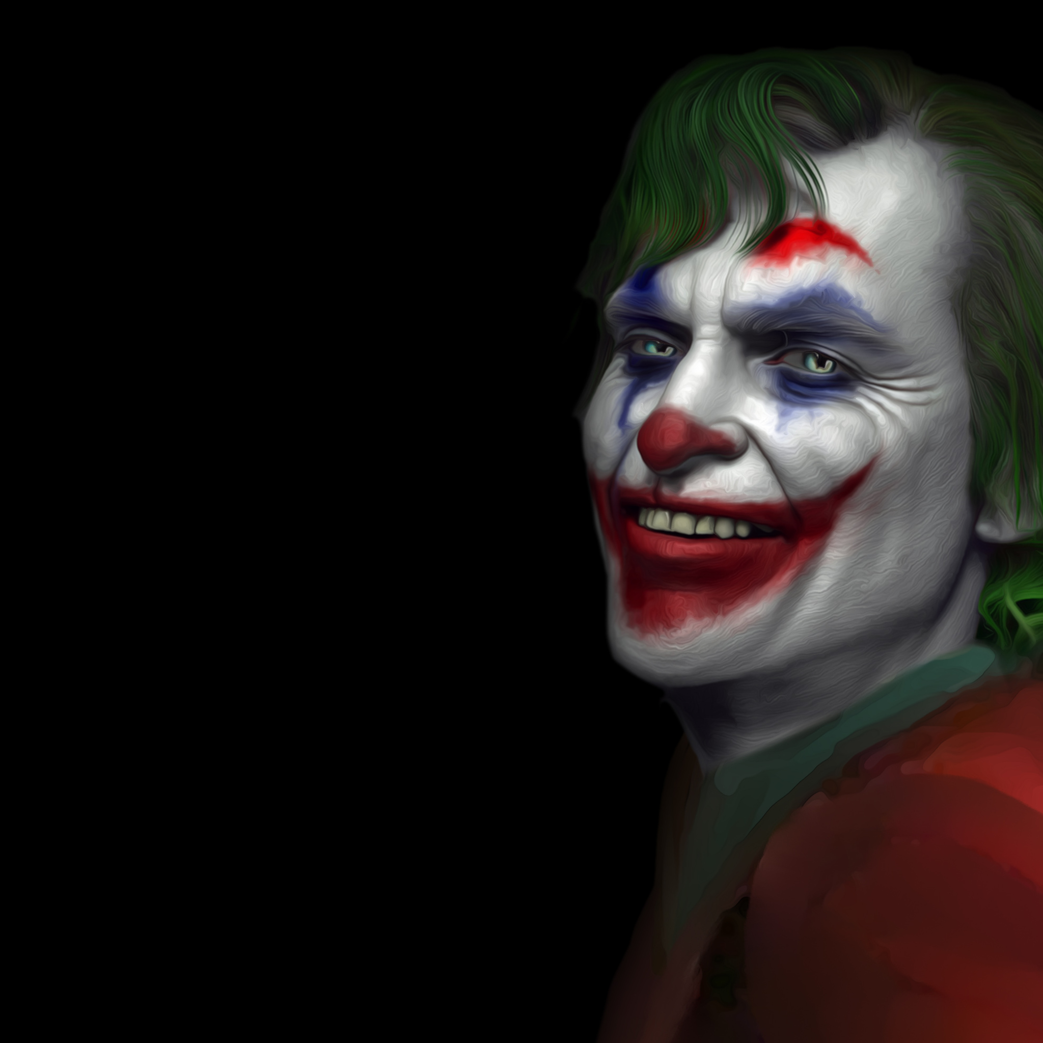 2048x2048 Joker Movie Joaquin Phoenix 2019 Ipad Air Hd 4k
