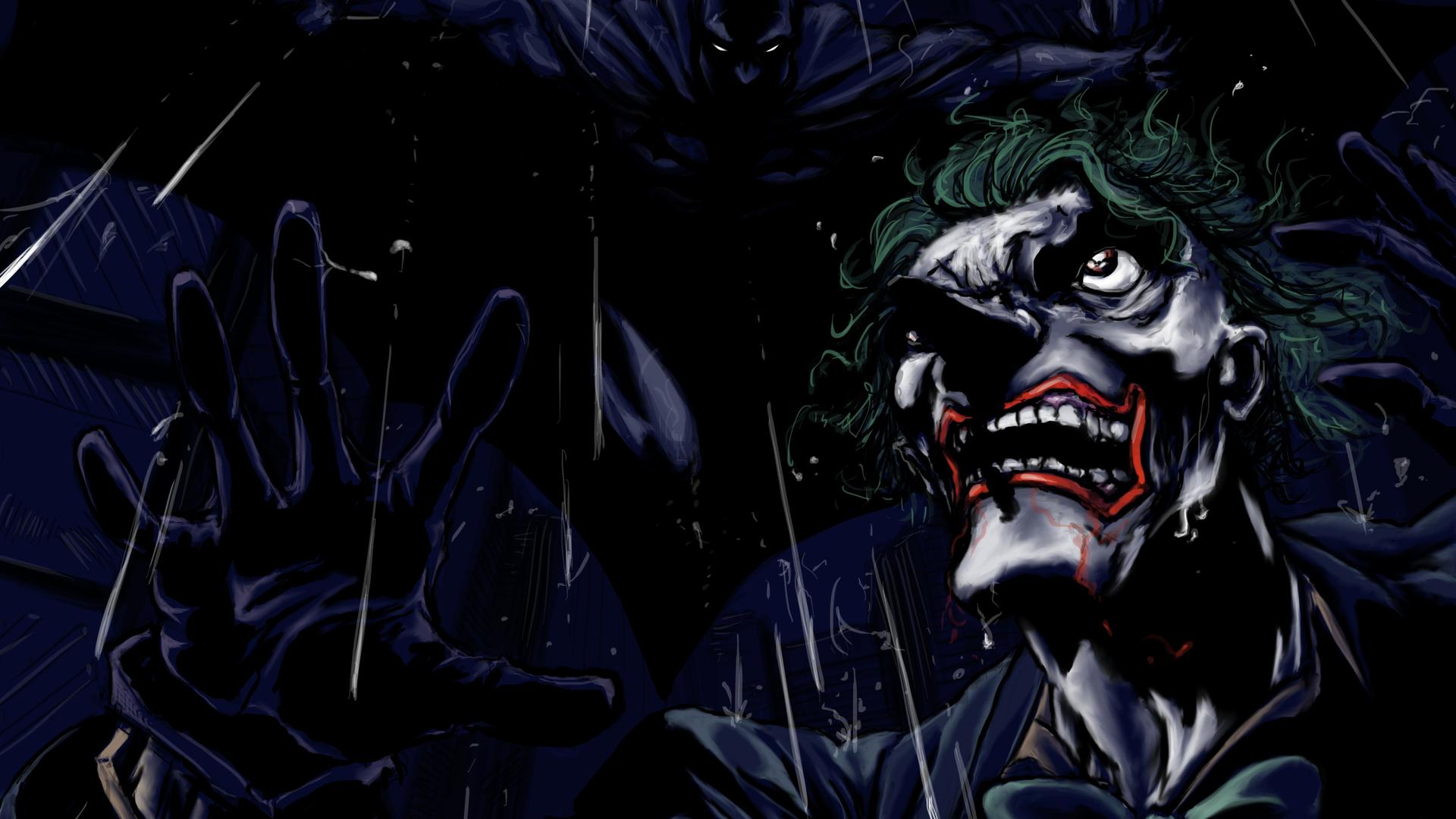 1920x1080 Joker Night 4k Laptop Full Hd 1080p Hd 4k