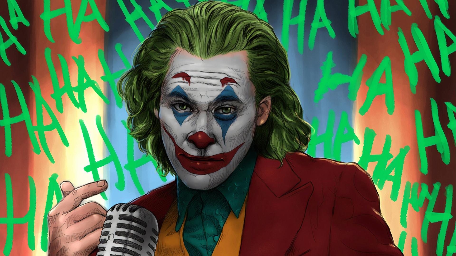 1920x1080 Joker On Show Laptop Full HD 1080P HD 4k ...