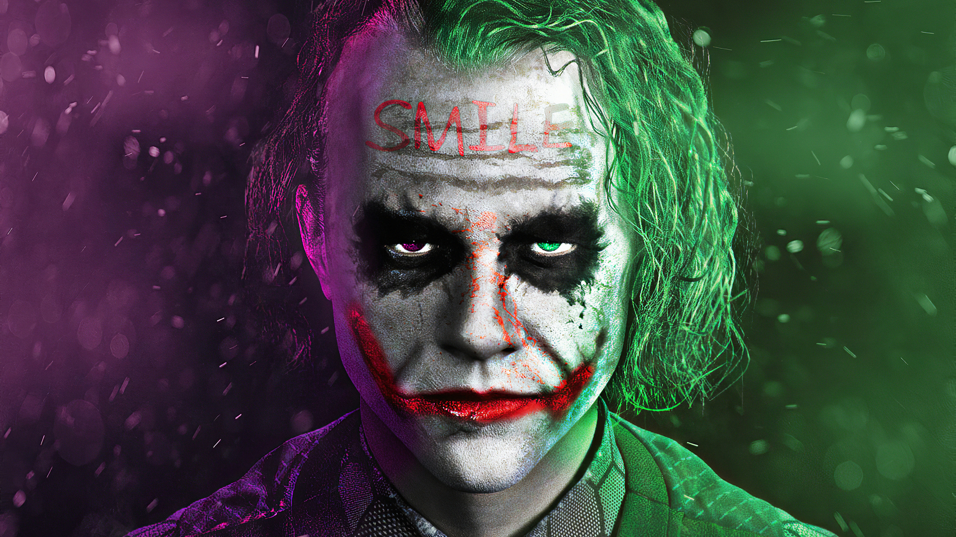 1920x1080 Joker Smile 4k Laptop Full HD 1080P HD 4k ...