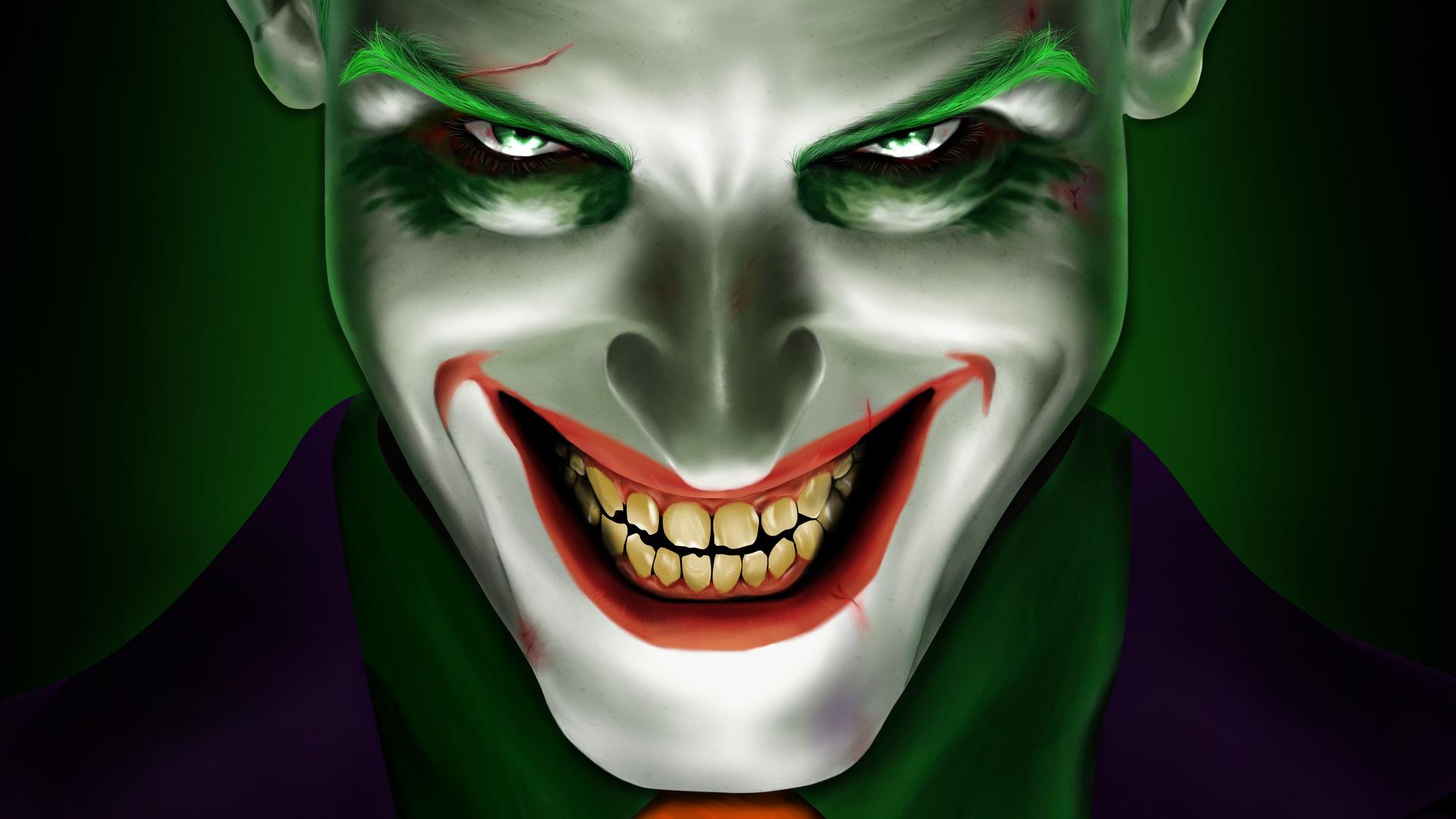 1920x1080 Joker Smiling 5k Laptop Full Hd 1080p Hd 4k