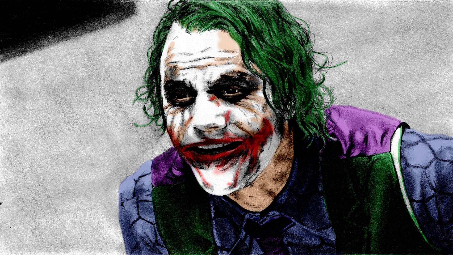 1920x1080 Joker The Dark Knight Laptop Full Hd 1080p Hd 4k