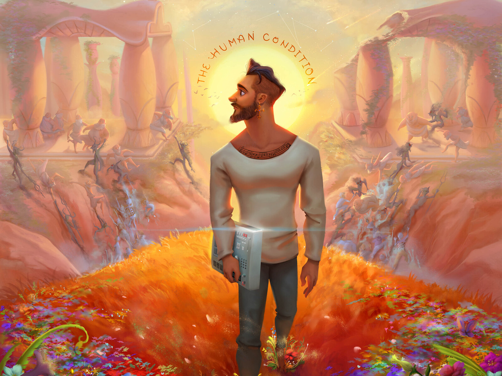1600x1200 Jon Bellion All Time Low Album Cover Art 1600x1200 Resolution Hd 4k Wallpapers Images Backgrounds Photos And Pictures