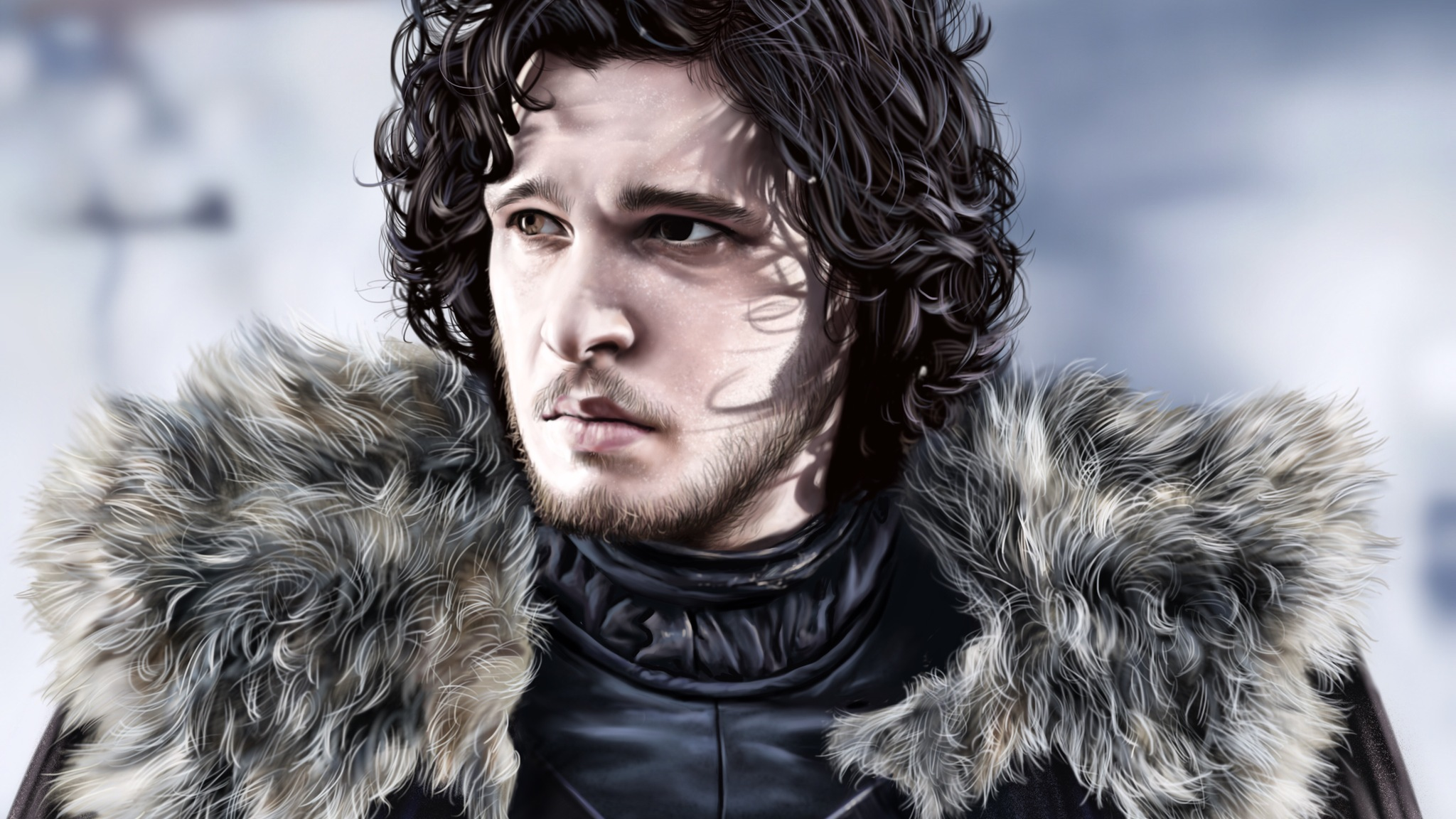 Jon Snow Fan Art 8z