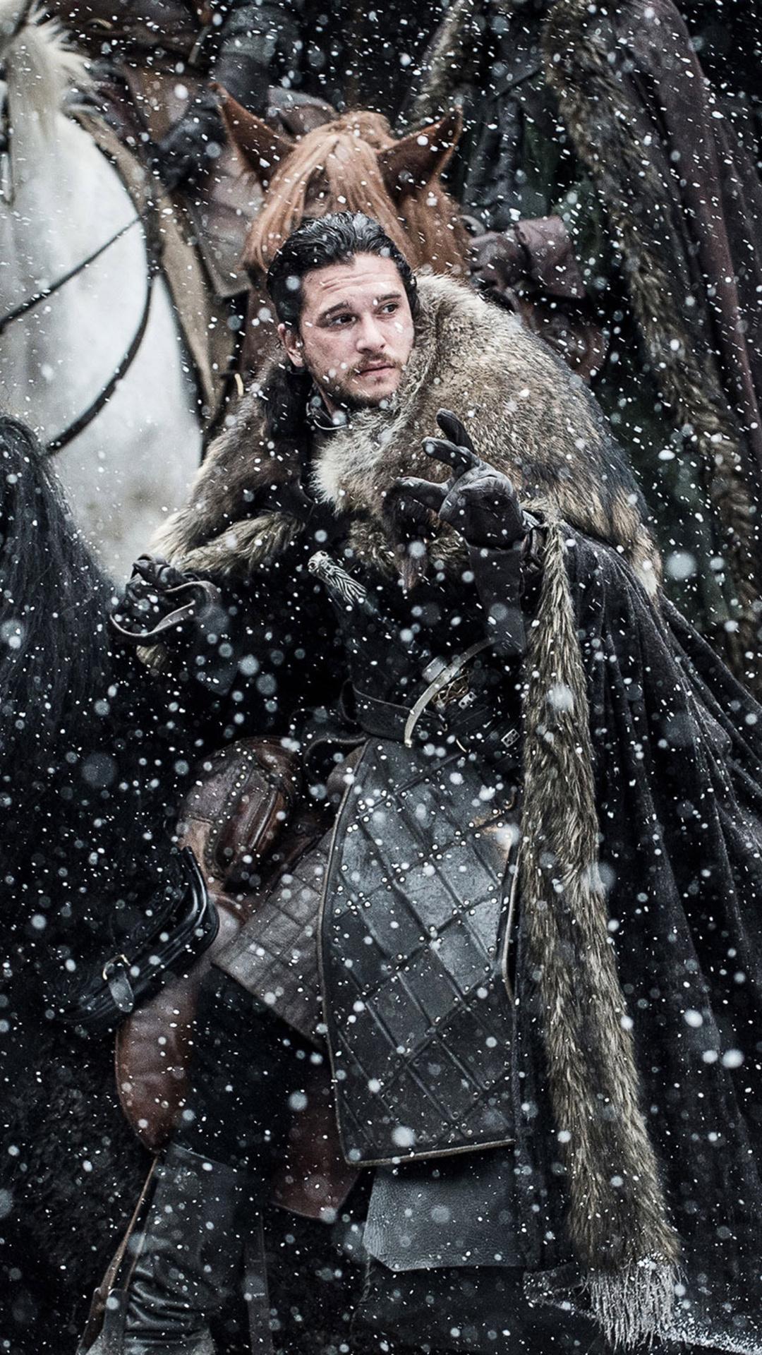 1080x1920 Jon Snow Game Of Thrones Season 7 Iphone 7,6s,6 Plus, Pixel xl ,One Plus 3,3t,5 HD 4k