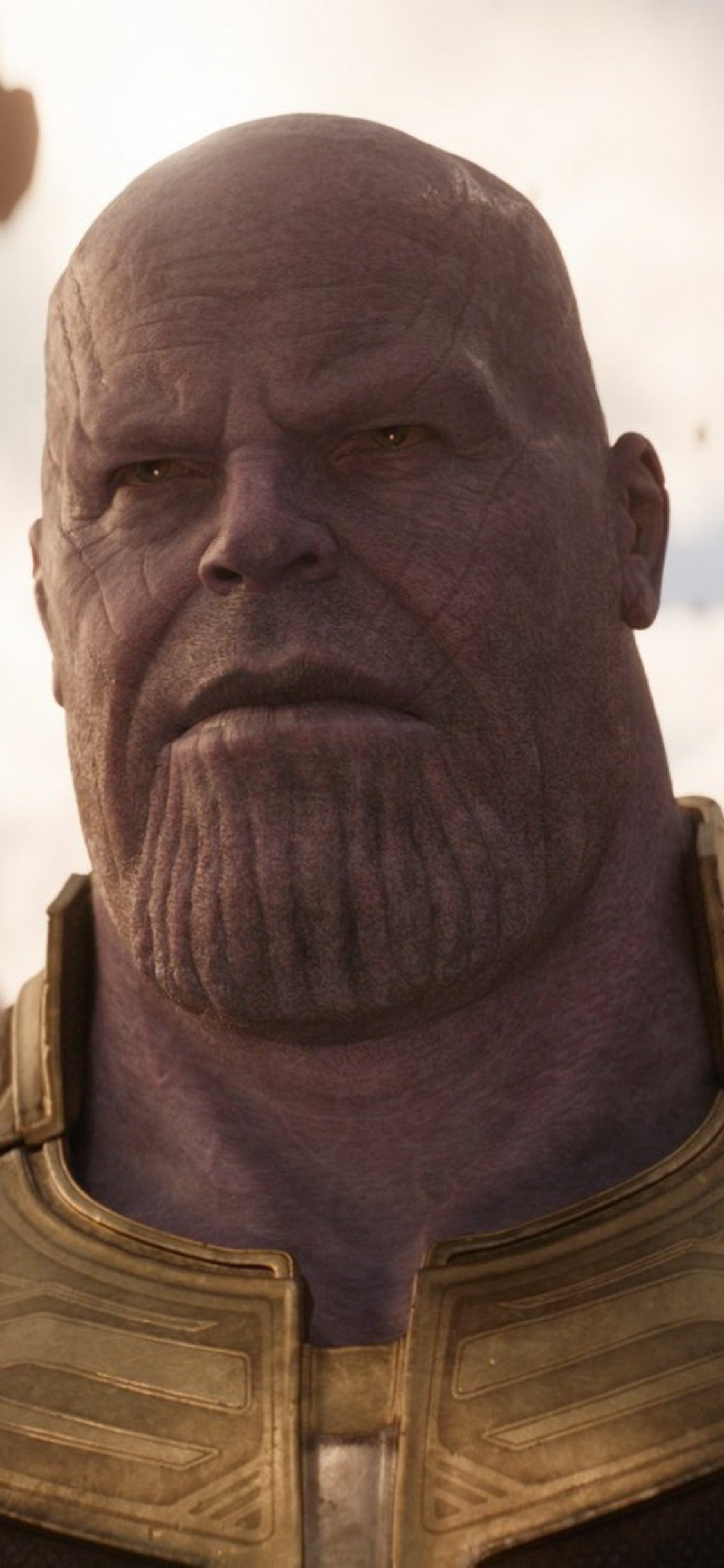 movies on iphone 1125x2436 josh brolin as thanos in infinity war 2314