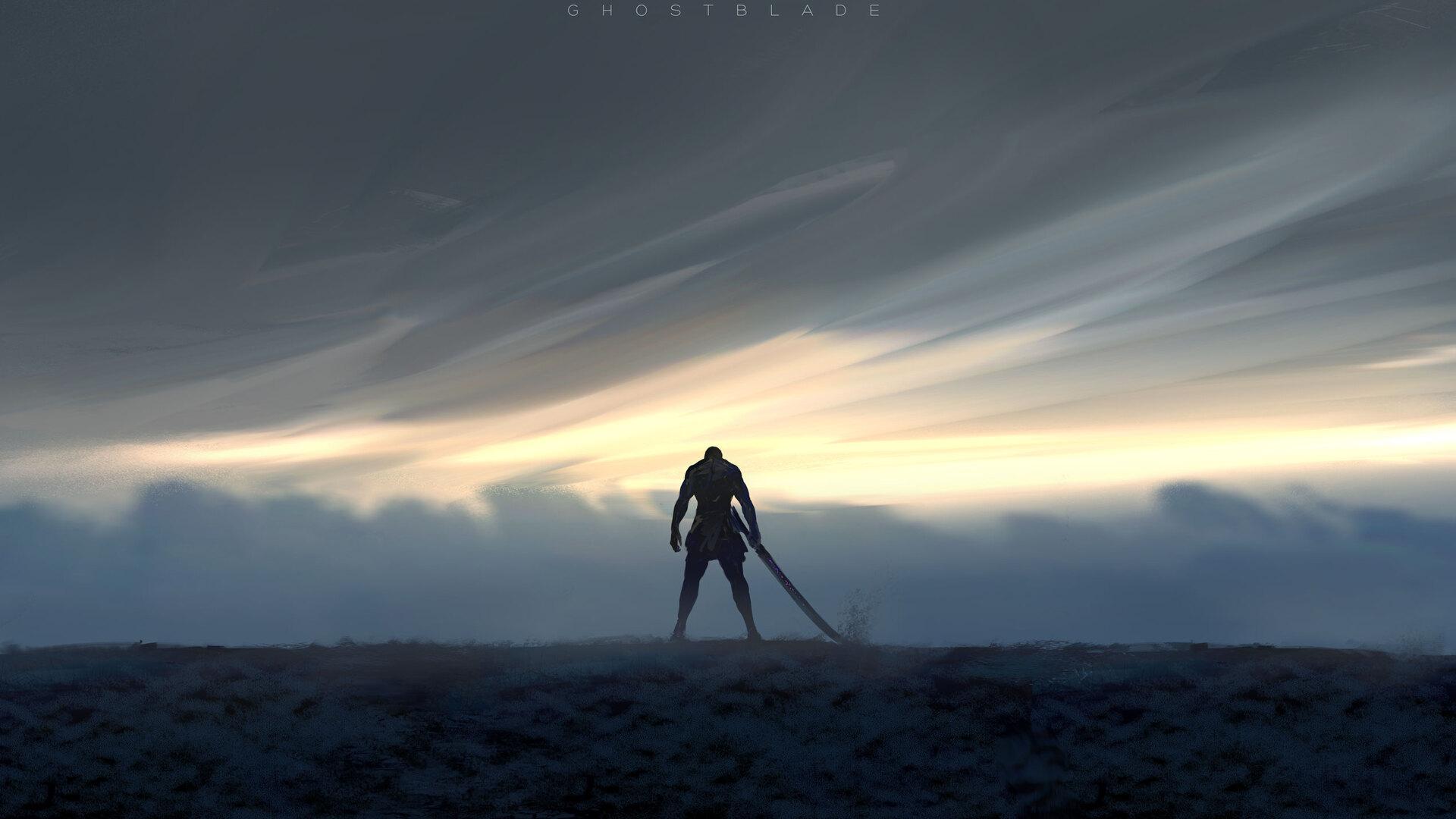 Journey Ghostblade Warrior Xh