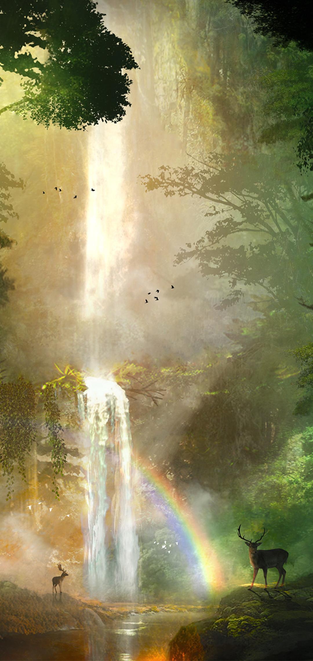 jungle-deer-boat-forest-landscape-nature-artwork-nc.jpg