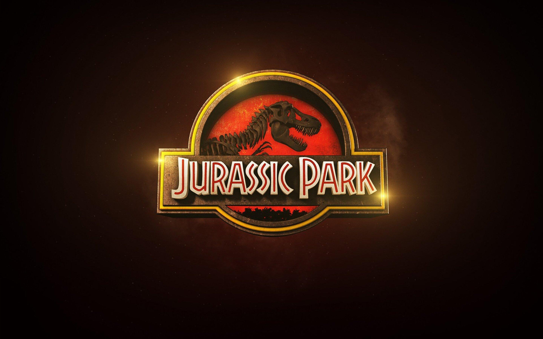 2880x1800 Jurassic Park Logo Macbook Pro Retina HD 4k ...