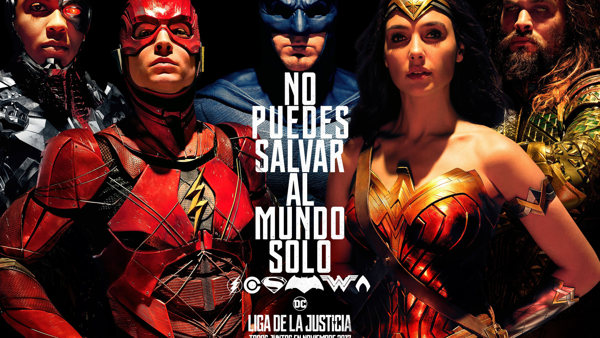 Justice League 2017 4k 60