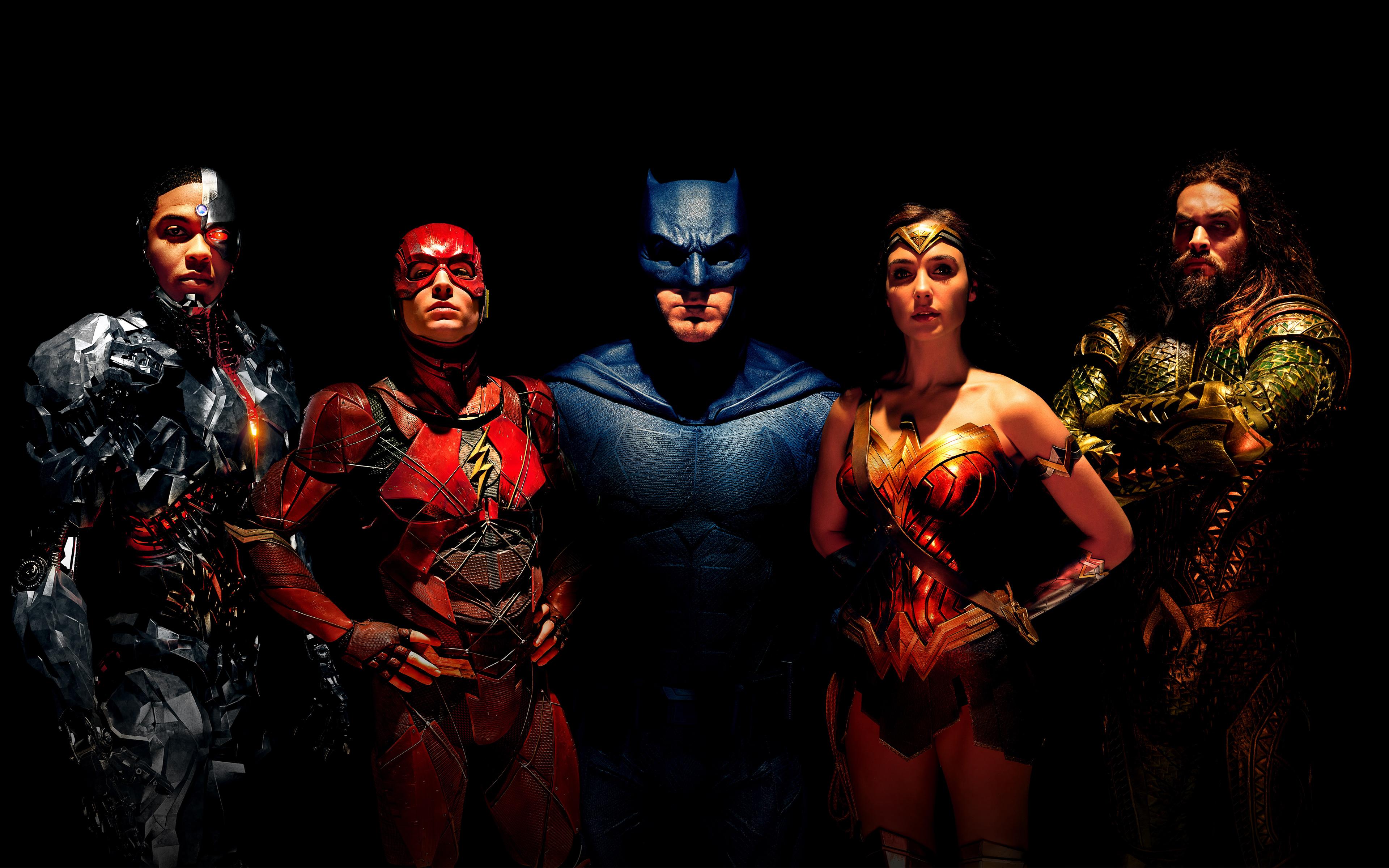 Justice League 2017 4k Unite The D9