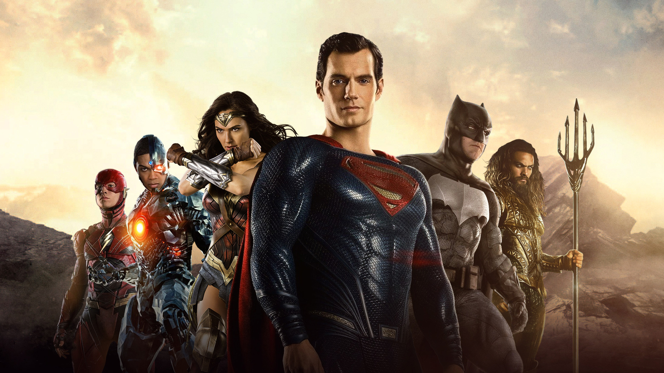 Justice League Movie Hd Movies 4k Wallpapers Images: 1366x768 Justice League 2017 Movie 1366x768 Resolution HD