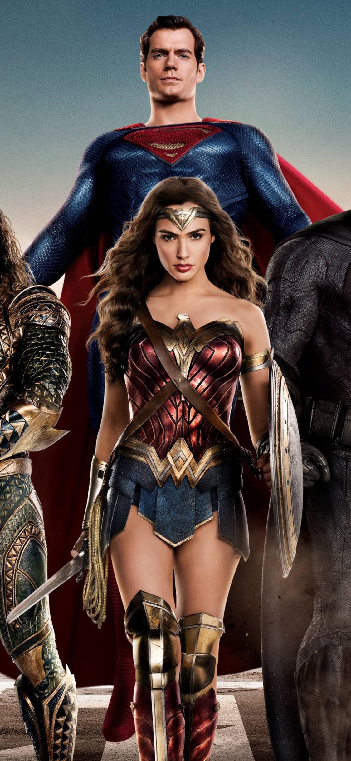 Justice League 2017 Movie Poster Ev