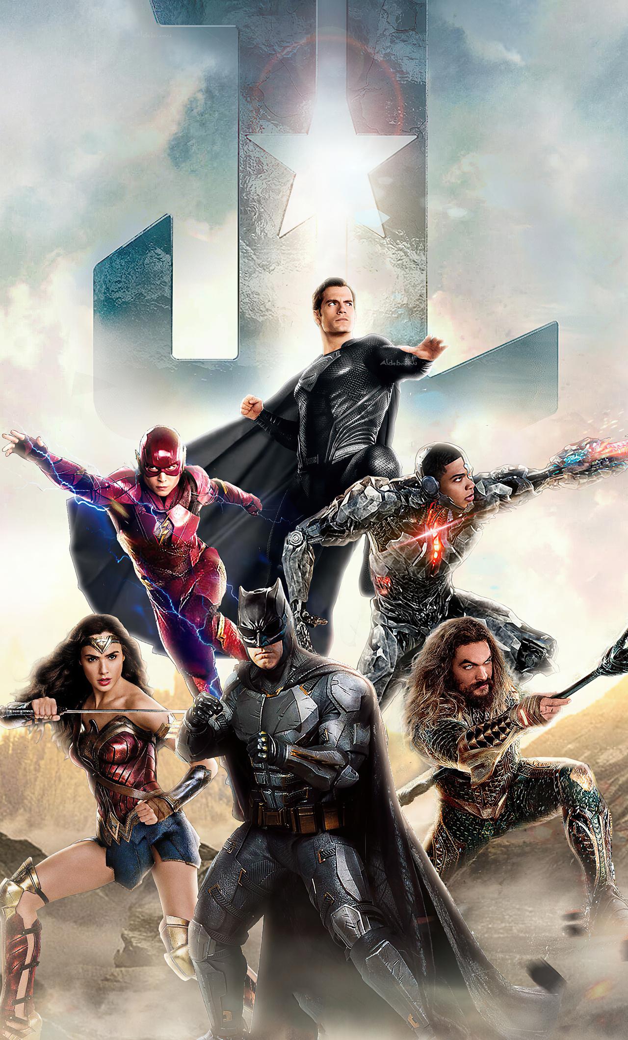 1280x2120 Justice League 2020 Arts New iPhone 6+ HD 4k ...