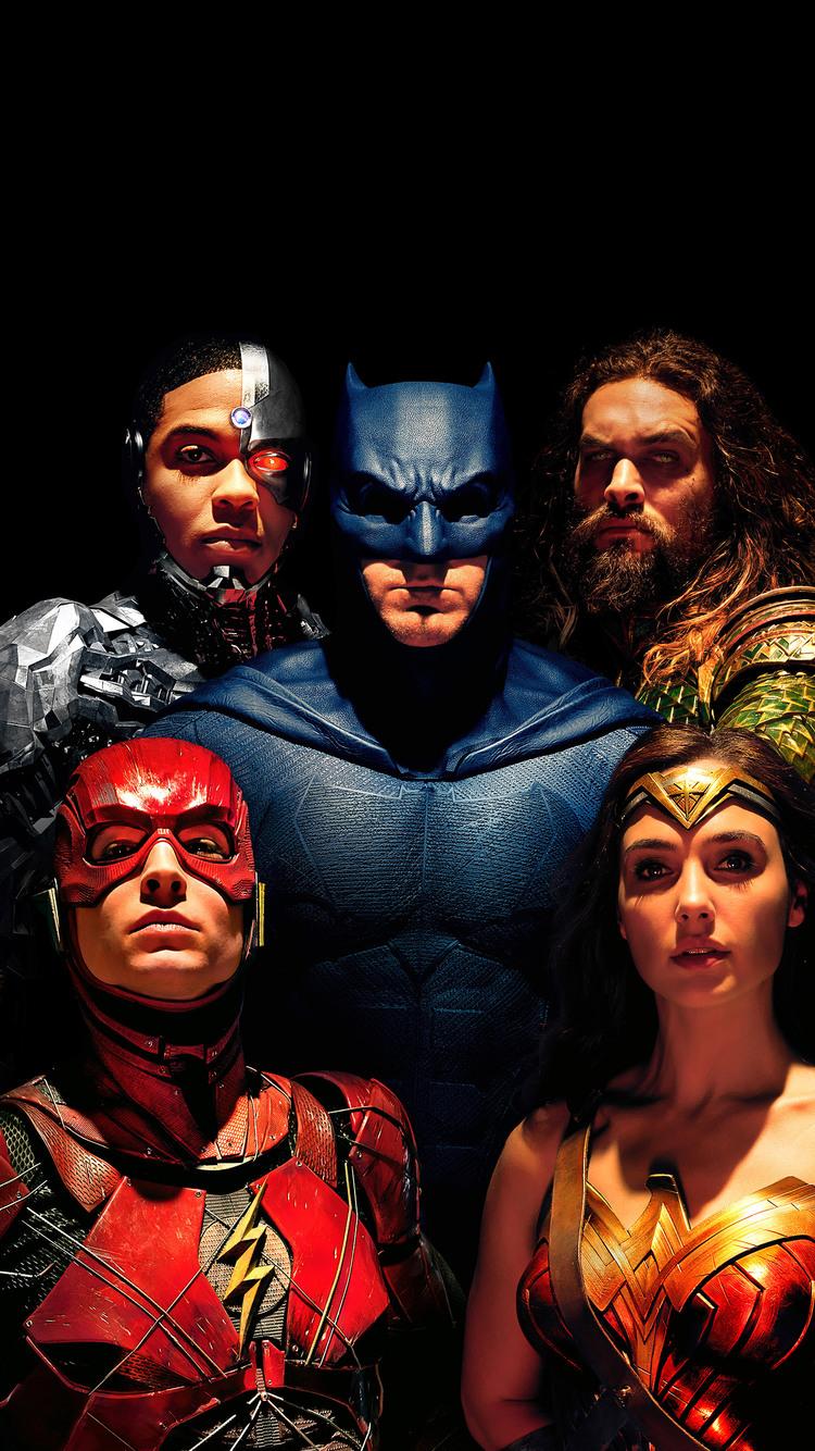Justice League 8k T7