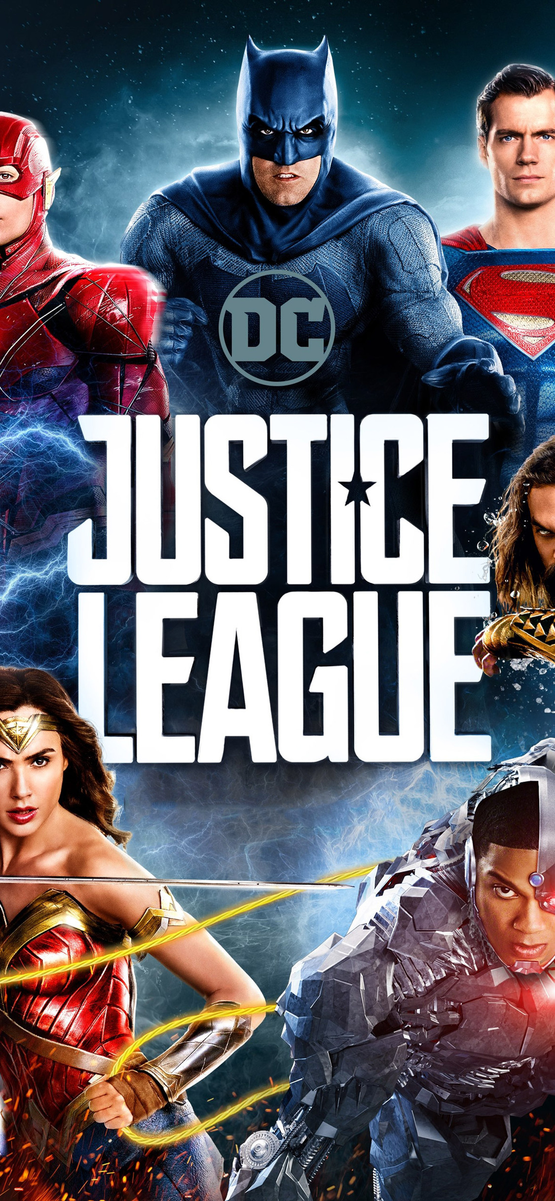Justice League Movie Poster Hd Pc