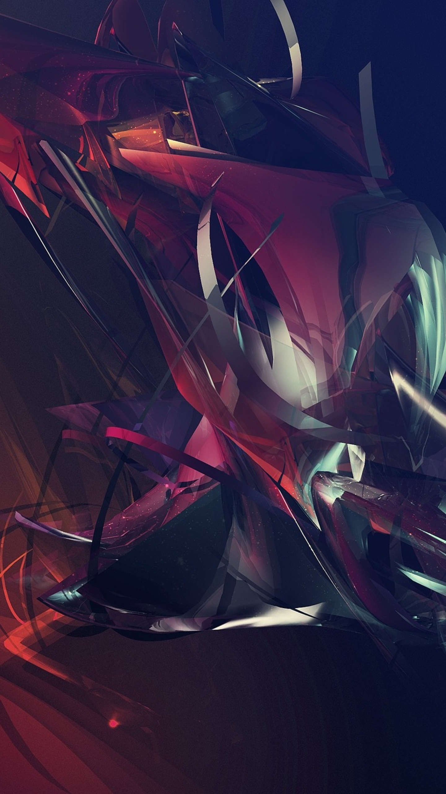1440x2560 Justin Maller Abstract Shapes Samsung Galaxy S6 S7 Google Pixel Xl Nexus 6 6p Lg G5 Hd 4k Wallpapers Images Backgrounds Photos And Pictures