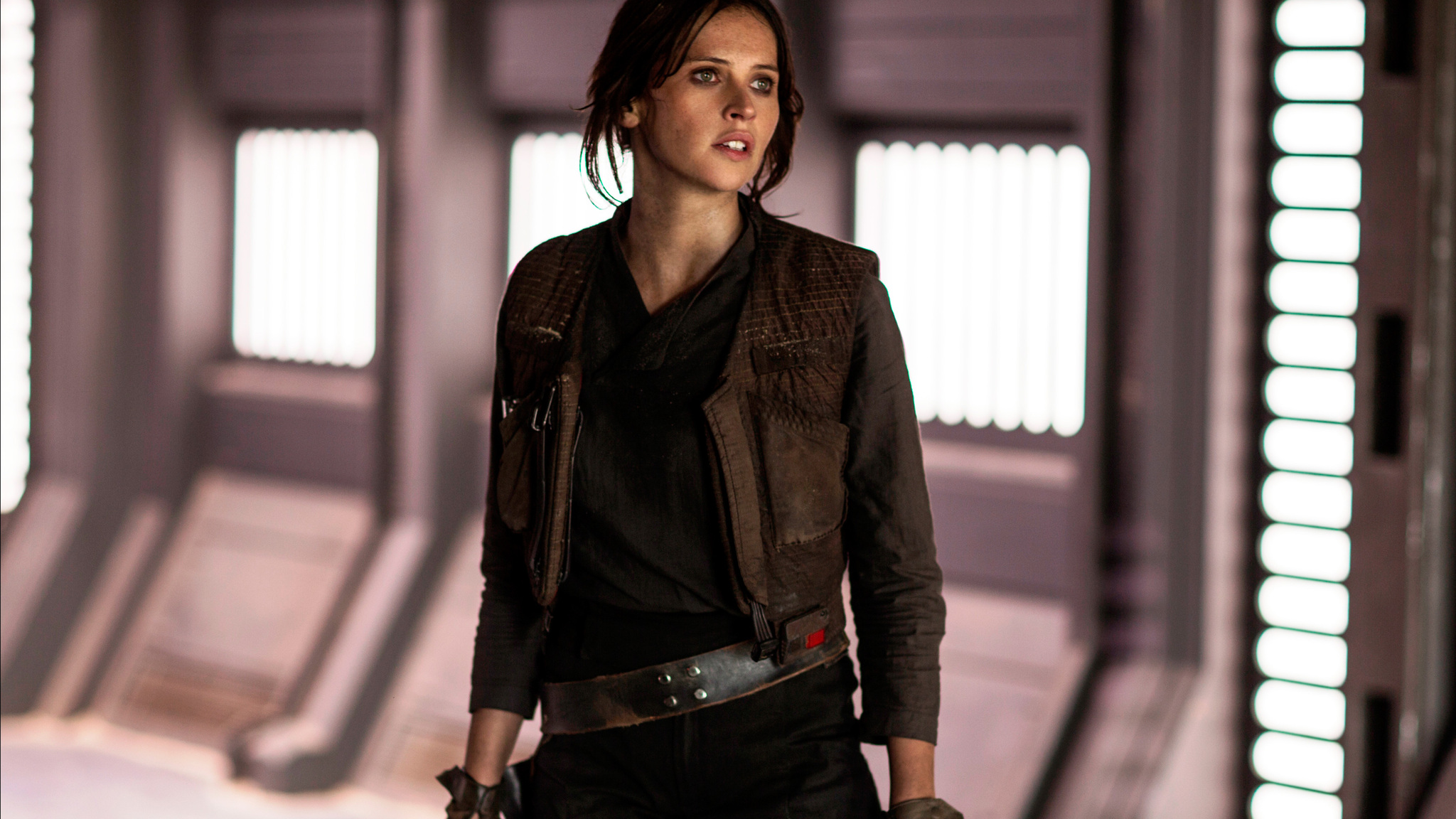 2048x1152 Jyn Erso 2048x1152 Resolution Hd 4k Wallpapers Images