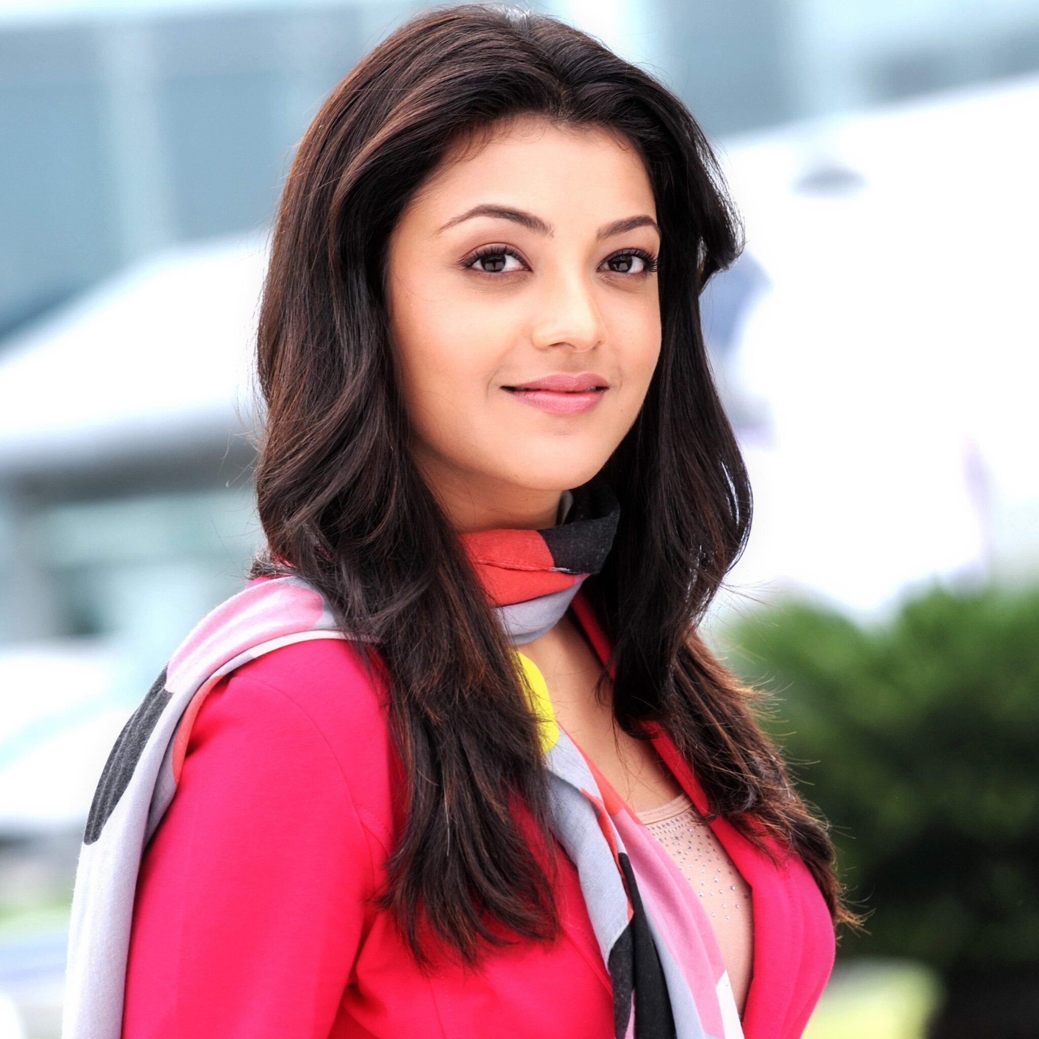 2048x2048 kajal agarwal 2 ipad air hd 4k wallpapers, images