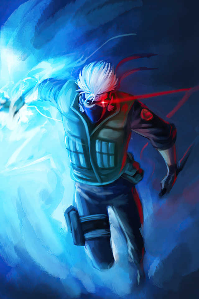 640x960 Kakashi 4k Iphone 4 Iphone 4s Hd 4k Wallpapers Images Backgrounds Photos And Pictures