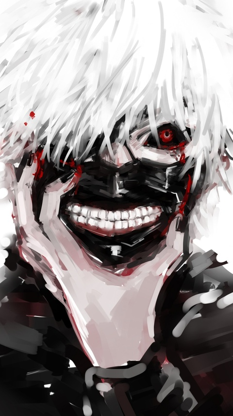 Unduh 4500 Wallpaper Hd Anime Tokyo Ghoul Android Gratis