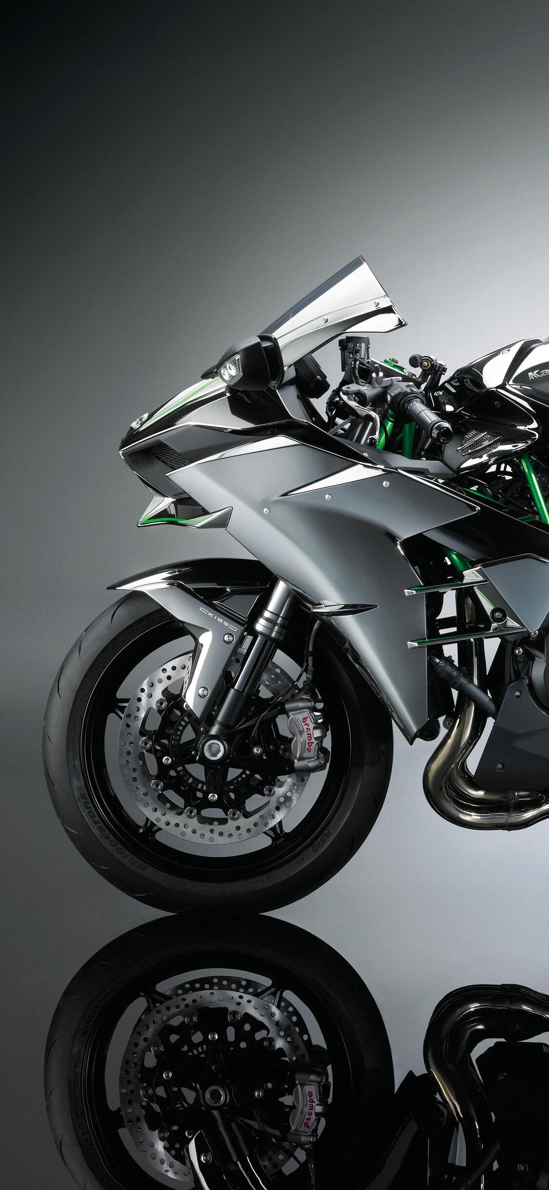 Kawasaki Ninja H2 4k Qu