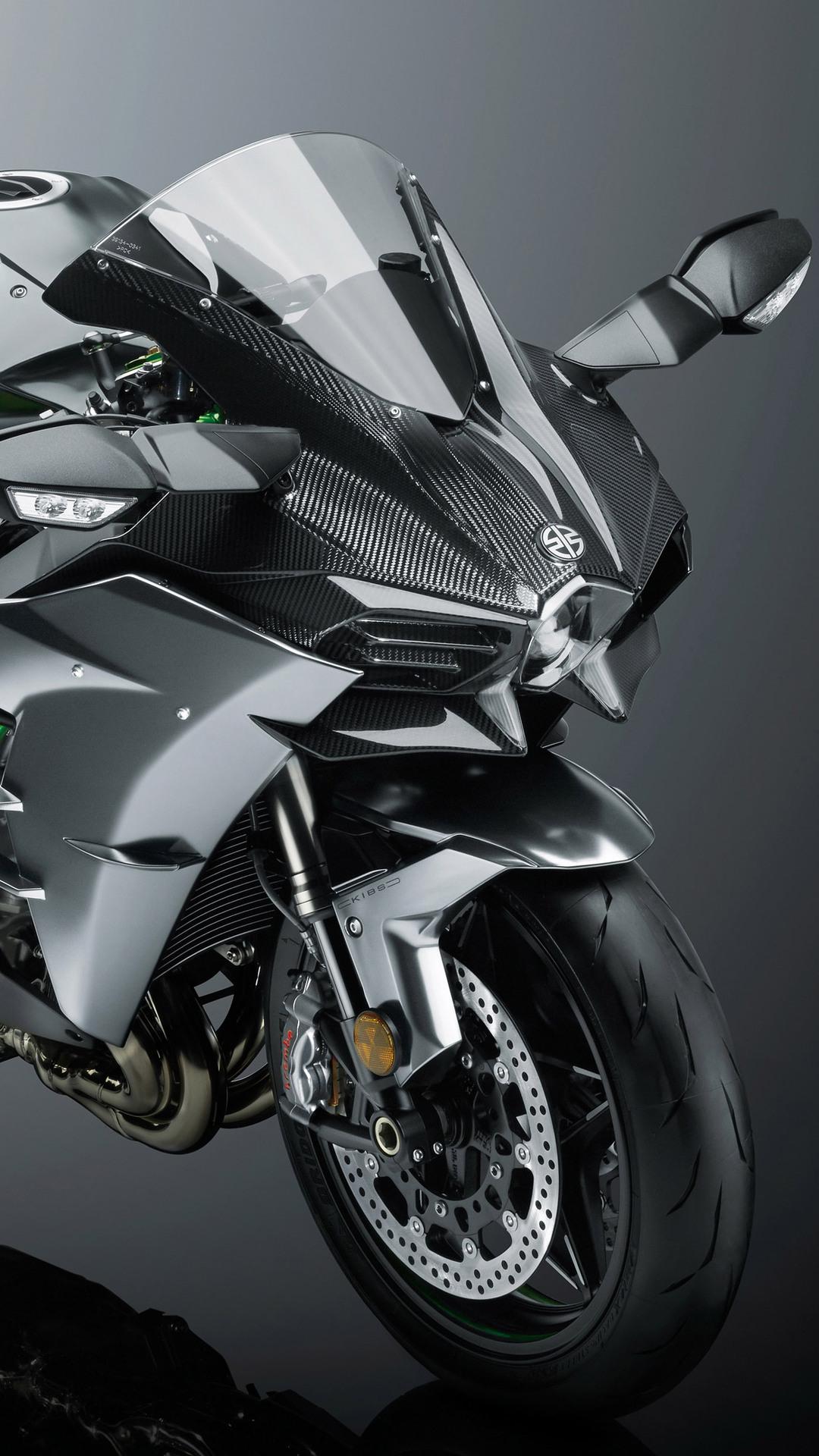 Kawasaki Ninja H2 New