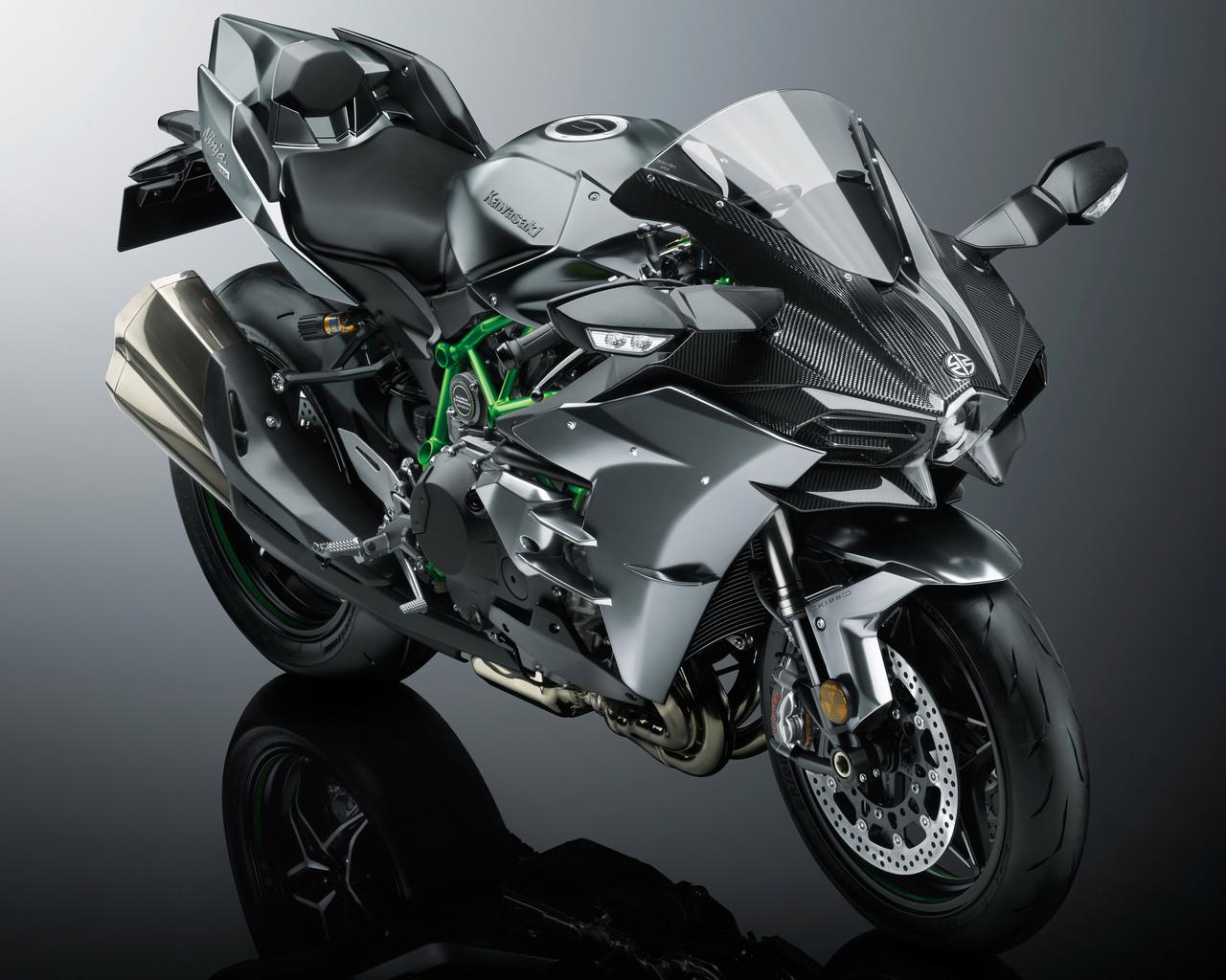 1280x1024 Kawasaki Ninja H2 1280x1024 Resolution HD 4k