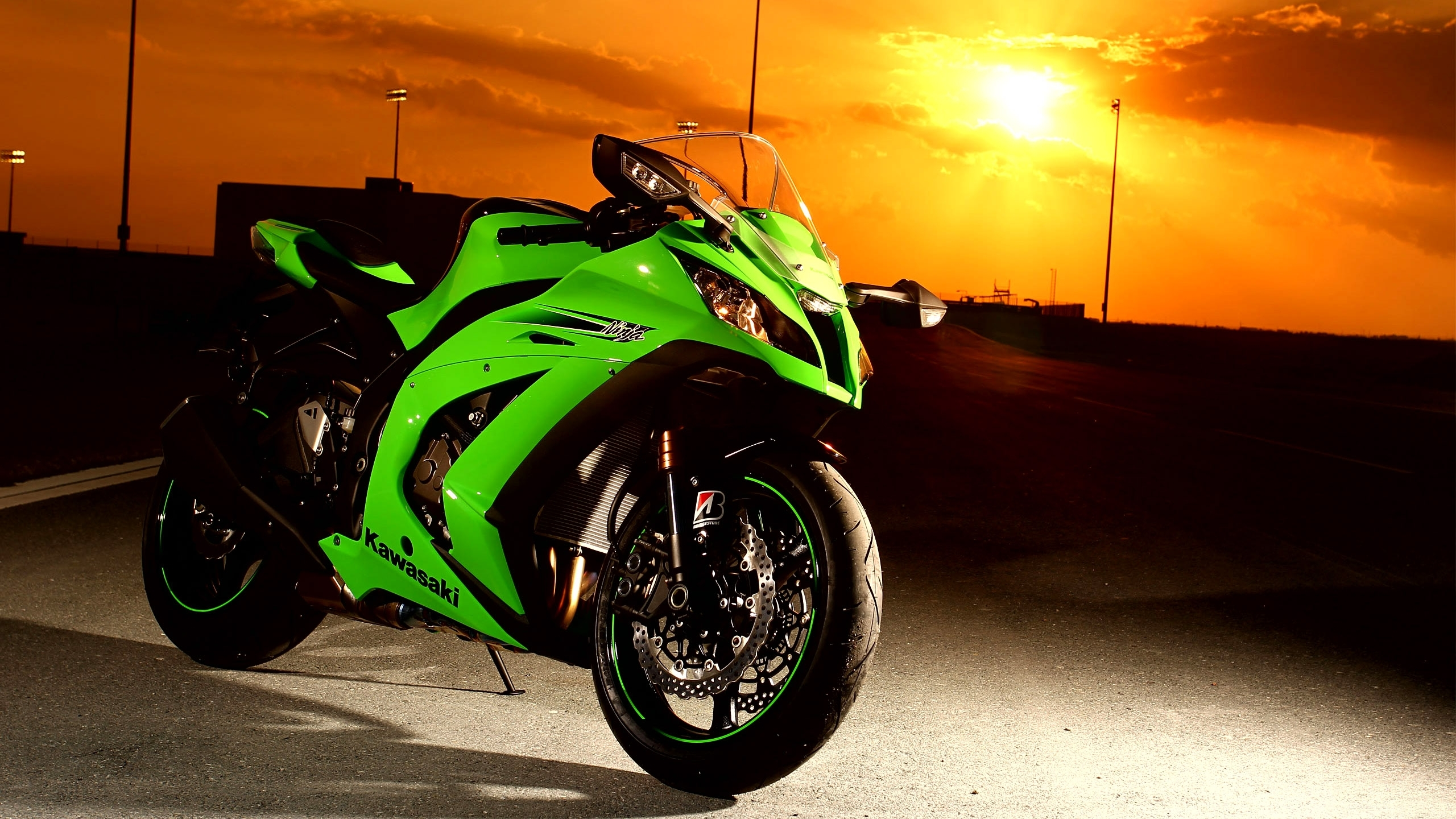 2560x1440 Kawasaki Ninja 1440P Resolution HD 4k Wallpapers Images
