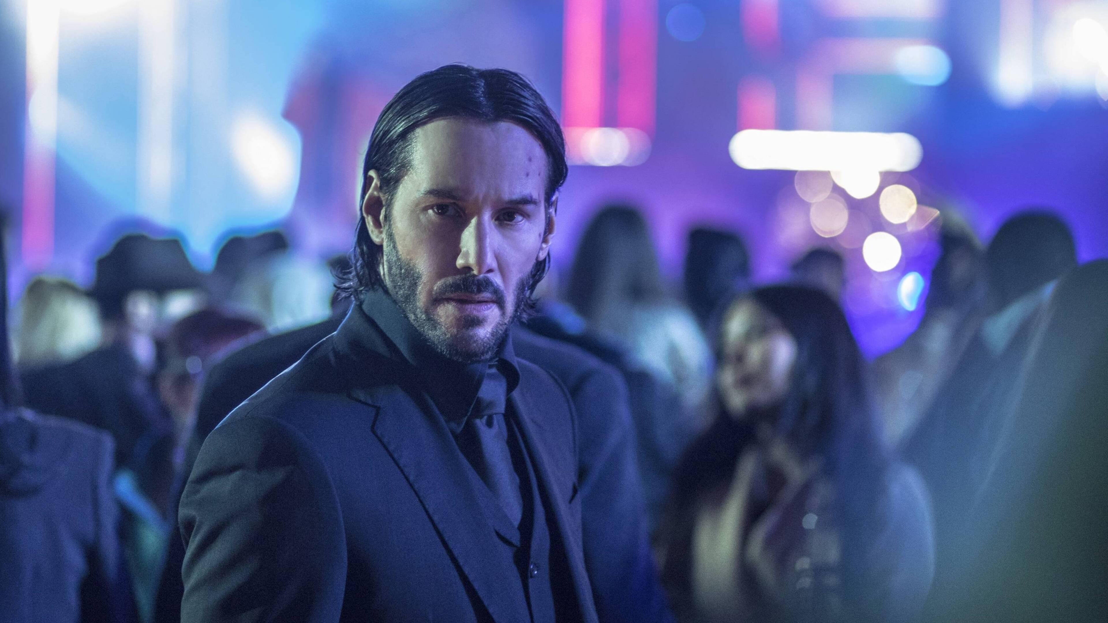 3840x2160 Keanu Reeves In John Wick 2 4k Hd 4k Wallpapers