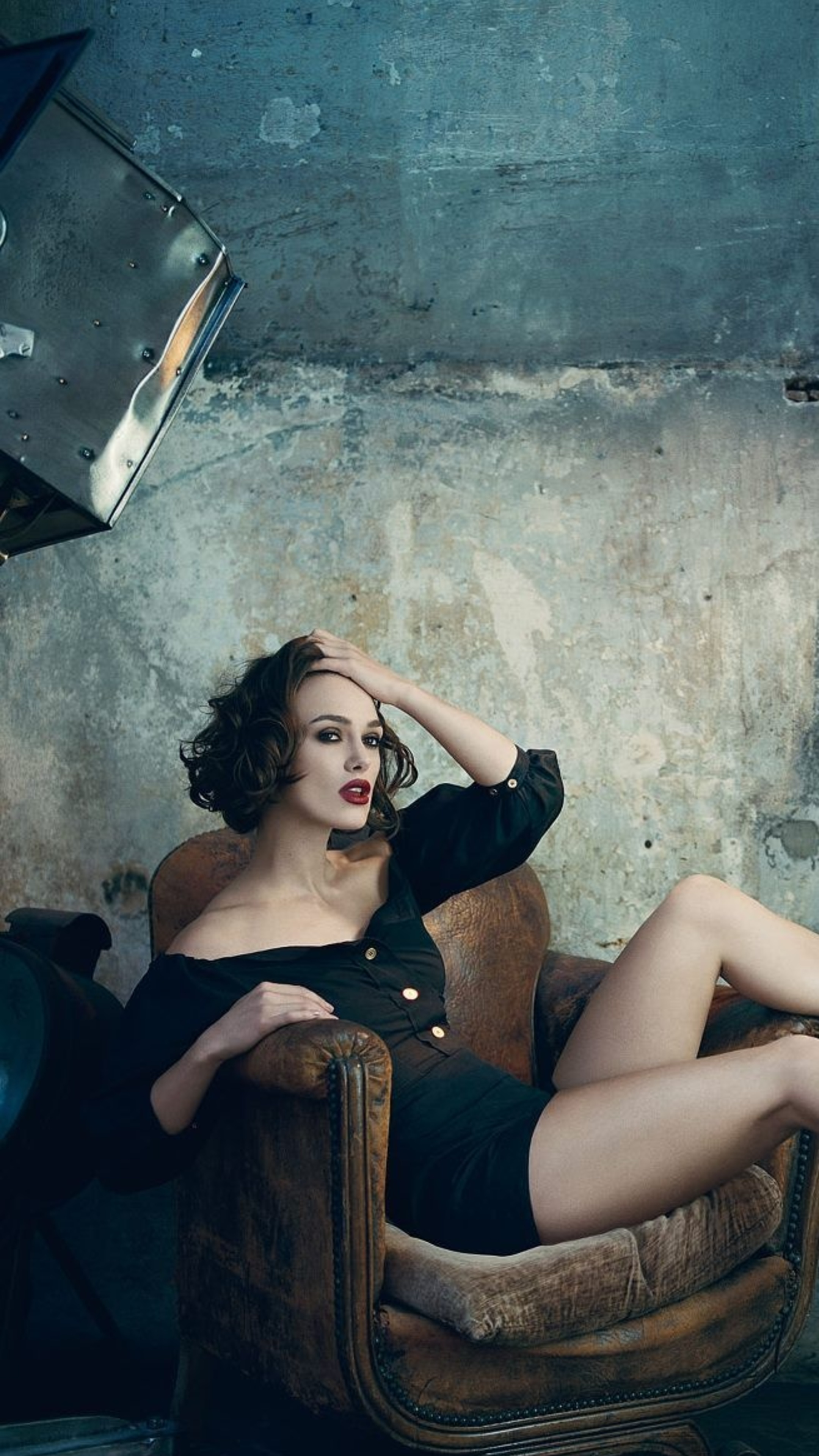 Version has keira knightley photo shoot all became
