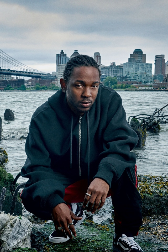 Kendrick Lamar 5k 4n
