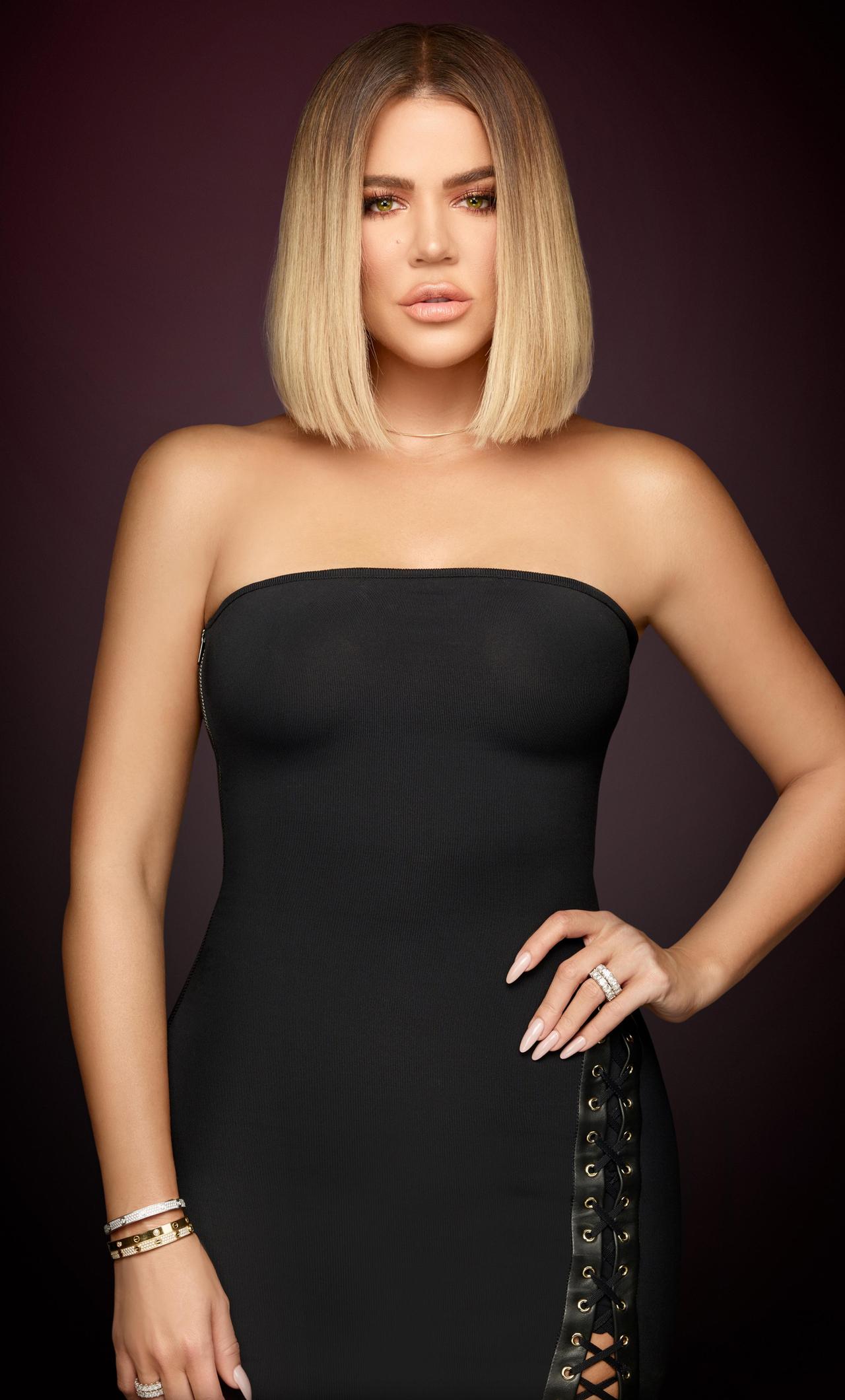 1280x2120 Khloe Kardashian Keeping Up With The Kardashians Season 14