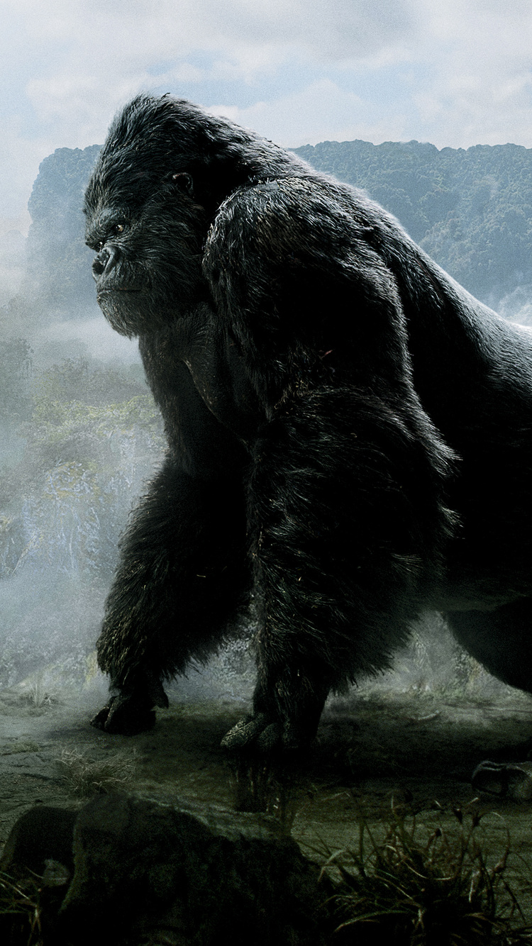 750x1334 king kong movie iphone 6 iphone 6s iphone 7 hd