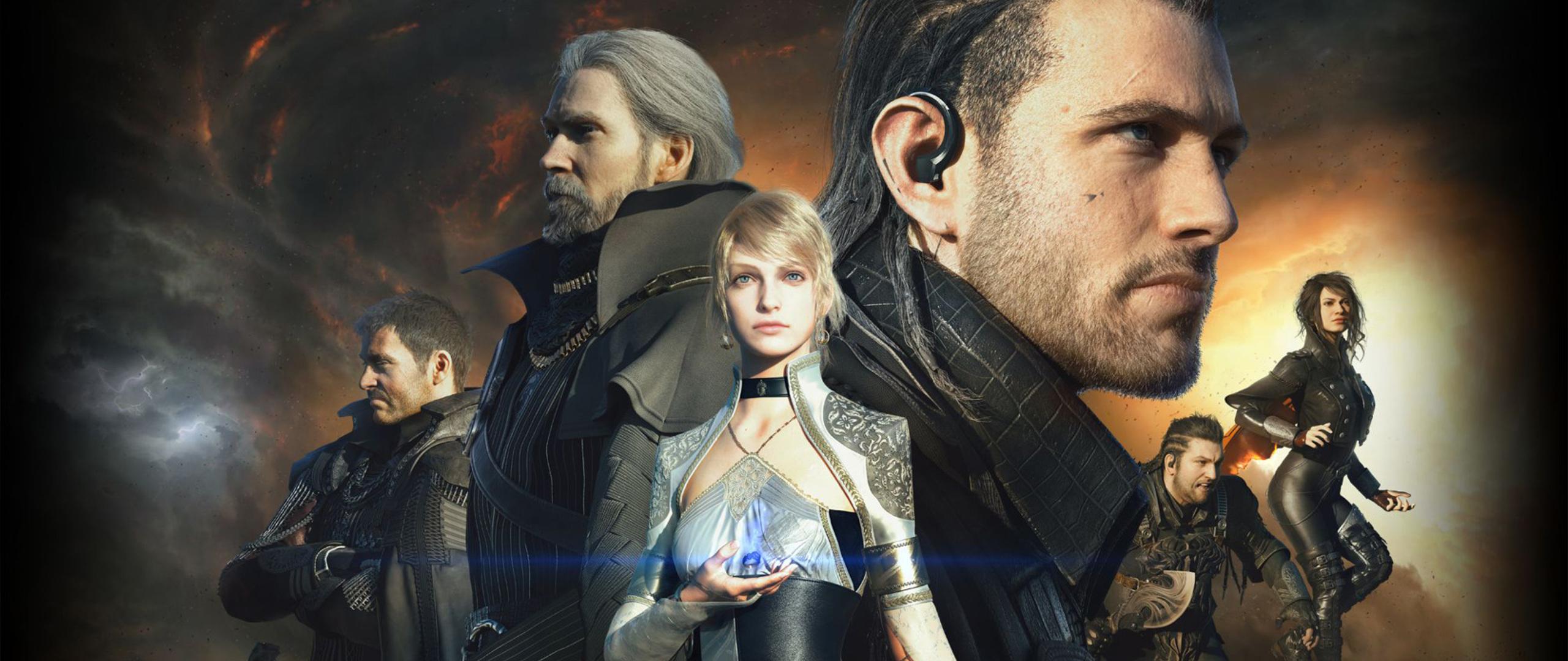 2560x1080 Luna Final Fantasy Xv 4k 2560x1080 Resolution Hd: 2560x1080 Kingsglaive Final Fantasy XV 2560x1080