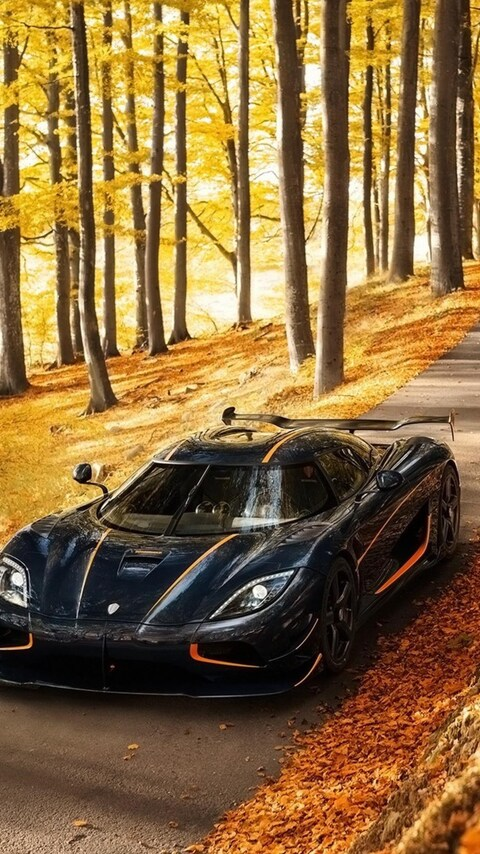 480x854 Koenigsegg Agera 2 Android One Hd 4k Wallpapers Images