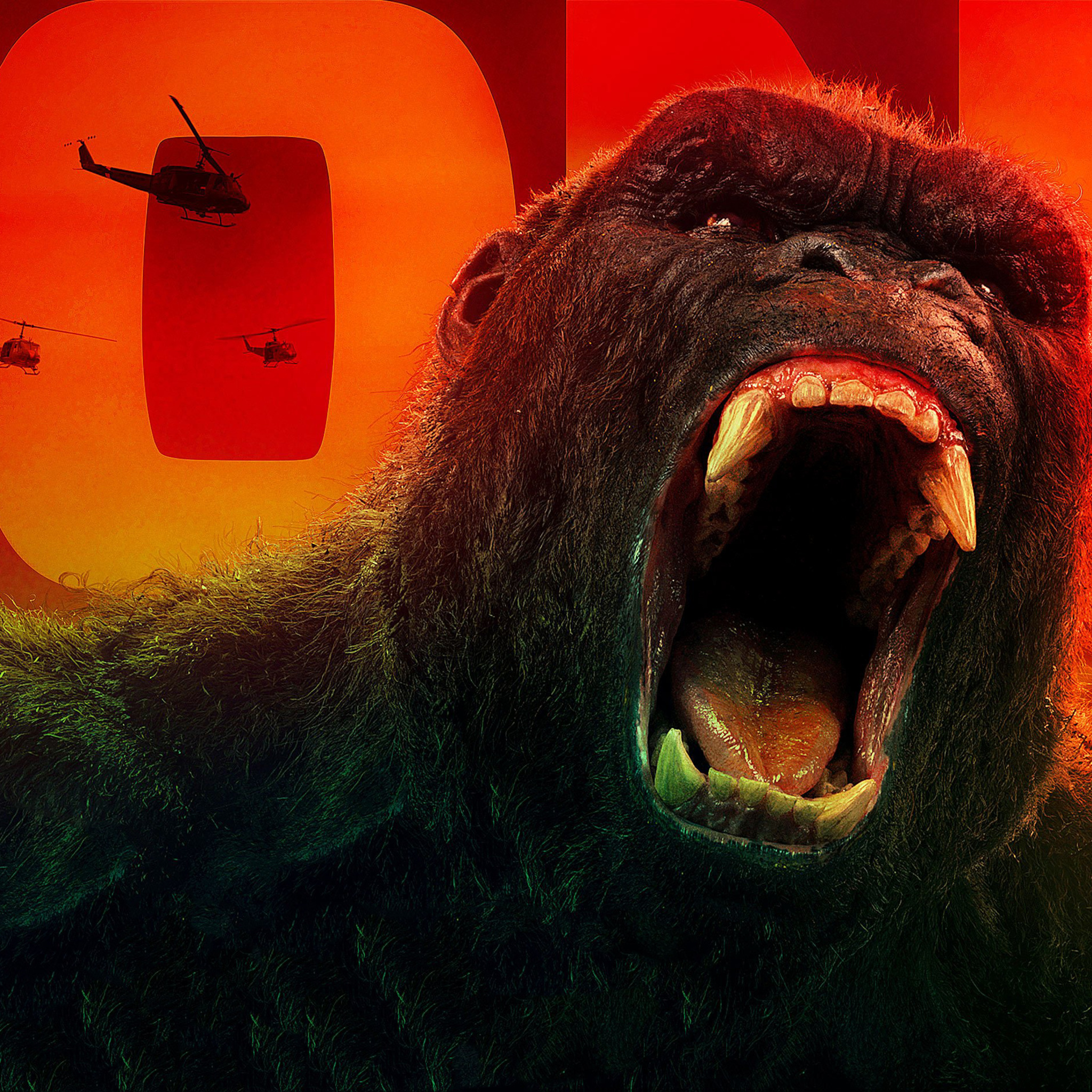 All Hail The King Kong Skull Island