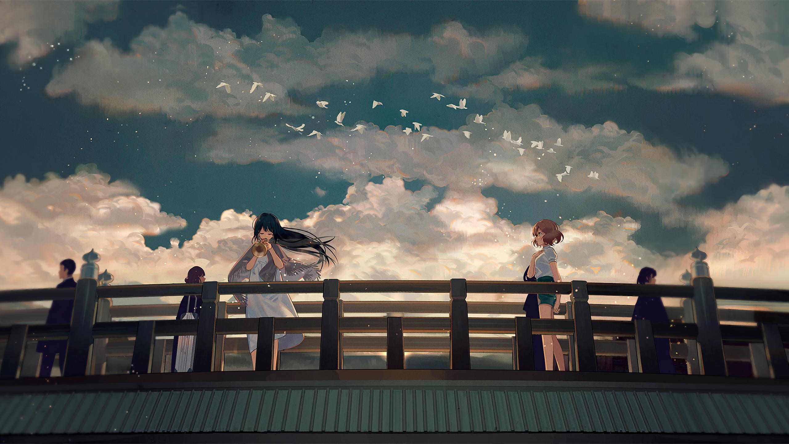 kousaka-reina-oumae-kumiko-anime-girls-4k-um.jpg